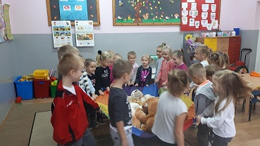 Czy wszystkie dzieci kochają Misie ? - Obrazek 1